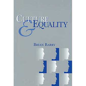 Culture and Equality by Brian Barry
