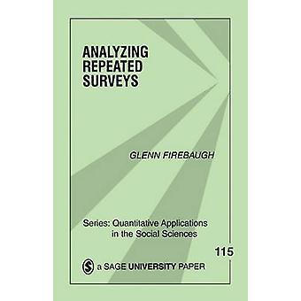 Analyzing Repeated Surveys by Firebaugh & Glenn