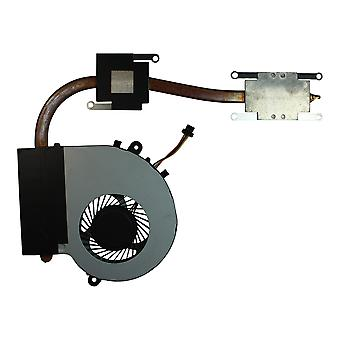 Toshiba Satellite L50-BST2NX2 Independent Video Card Version Replacement Laptop Fan With Heatsink
