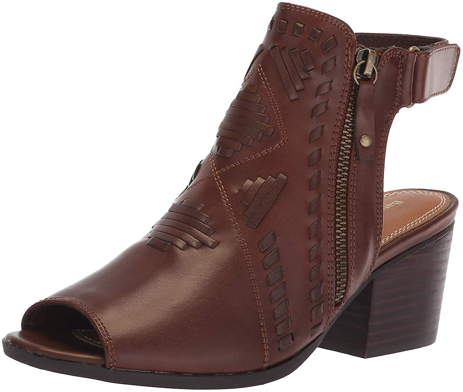 Bare Traps Womens Ivalyn Peep Toe Ankle Fashion Boots hRapA