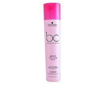 Schwarzkopf Bc colore Freeze 4.5ph Shampoo Sulfate-free 250 Ml Unisex