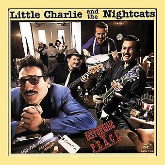 Little Charlie & Nightcats - Disturbing the Peace [CD] USA import