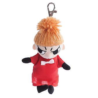 Moomins Little My 4 Inch Plush Key Clip
