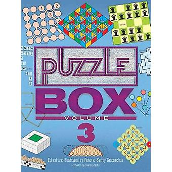Puzzle Box Volume 3 by Peter Grabarchuk - 9780486816852 Book