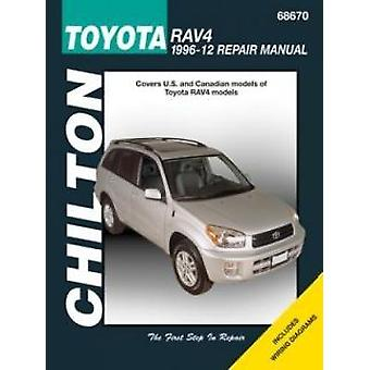 Toyota RAV4 (Chilton) Automotive Repair Manual (2nd Revised edition)