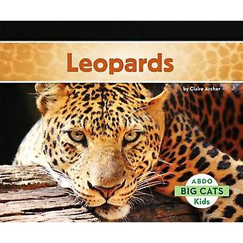 Leopards by Claire Archer - 9781629700038 Book