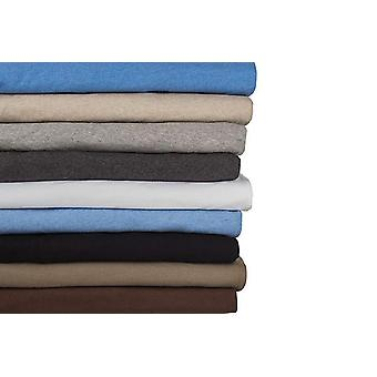 Bambury 100% Cotton Combed Jersey Knit Sheet Sets