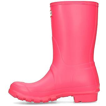 Hunter Original Short WFS1000RMABRIGHTPINK water het hele jaar dames schoenen
