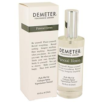 Demeter by Demeter Funeral Home Cologne Spray 4 oz / 120 ml (Women)