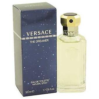 Dreamer By Versace Eau De Toilette Spray 1.7 Oz (hommes) V728-412430
