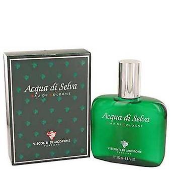 Acqua Di Selva By Visconte Di Modrone Eau De Cologne 6.8 Oz (men) V728-416971