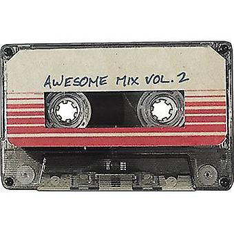 Patch - Guardians of the Galaxy - Awesome Mix Tape p-mvl-0068