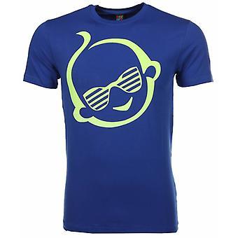 Camiseta Zwitsal-Blue