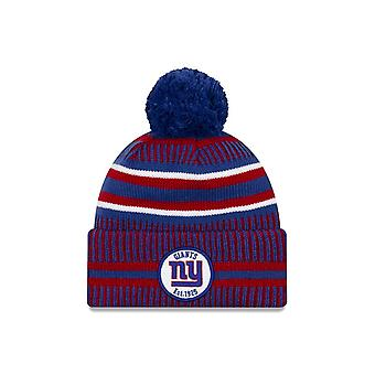 New Era On Field Sport Knit Hm Beanie ~ New York Giants