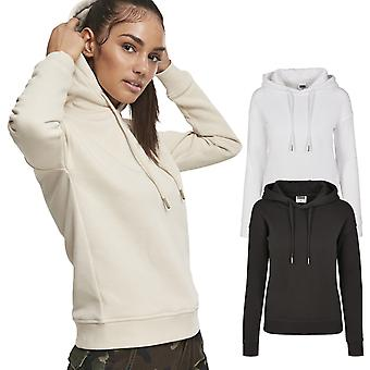 Urban Classics Ladies - ORGANIC Cotton Basic Hoody