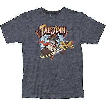 T-shirt Talespin Logo