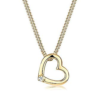 Diamore Silver Women's Pendant Necklace 0112941317_45