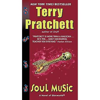 Soul Music by Terry Pratchett - 9780062237415 Book
