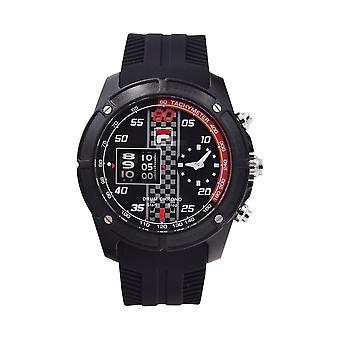 Fila Men's Watch Wristwatch DRUM ROLLER 38-845-001 Silicone