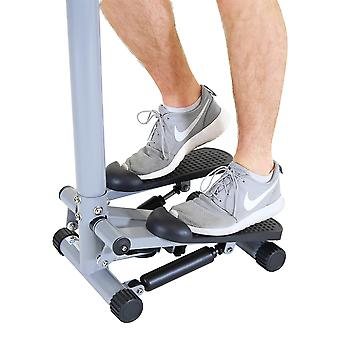 Charles Bentley Twist Stepper With Handlebar Stair Climber And Digital Display