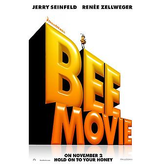 2007: Bee Movie (Double Sided Advance)