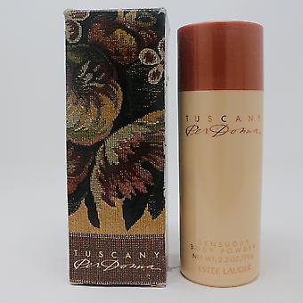 Estee Lauder Toscana per Donna Sensous Body Powder 2.5 oz/ml Vinatage