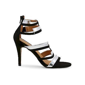 Arnaldo Toscani - Shoes - Sandal - 1218017_ARGENTO - Women - black,silver - 38