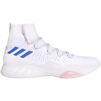 adidas Performance Men's Crazy Explosive 2017 PK Basketball Shoes Trainers White