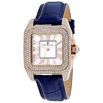 Christian Van Sant Women's Radieuse White Dial Watch - CV4428