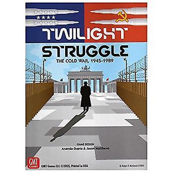 Twilight Struggle the Cold War 1945-1989 Jeu de société