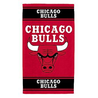 Fanatics NBA beach towel - Chicago Bulls