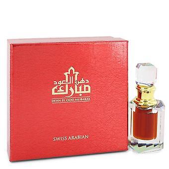 Dehn El Oud Mubarak Extrait De Parfum (Unisex) Di Svizzera Araba 546400 6 ml