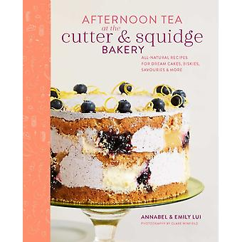 Afternoon Tea at the Cutter  Squidge Bakery by Emily Lui