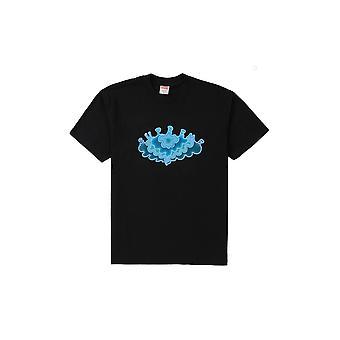 Supreme Cloud Tee Black - Clothing
