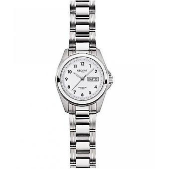 Regent women's watch with metal bracelet F-519