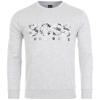 BOSS Athleisure Slim Fit Salbo Iconic Sweatshirt