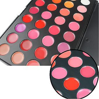 Läppglans Professionell Palett 32 färger