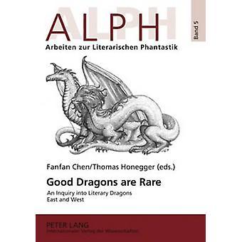 Good Dragons are Rare door Thomas Honegger Fanfan Chen