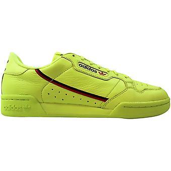 Adidas Continental 80 semi Frozen Yellow/Scarlet-Core Navy B41675 miehet ' s