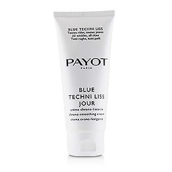 Payot Blue Techni Liss Jour Chrono-tasoitus Cream (salonkoko) 100ml / 3.3oz