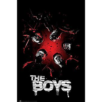 The Boys Poster One Sheet