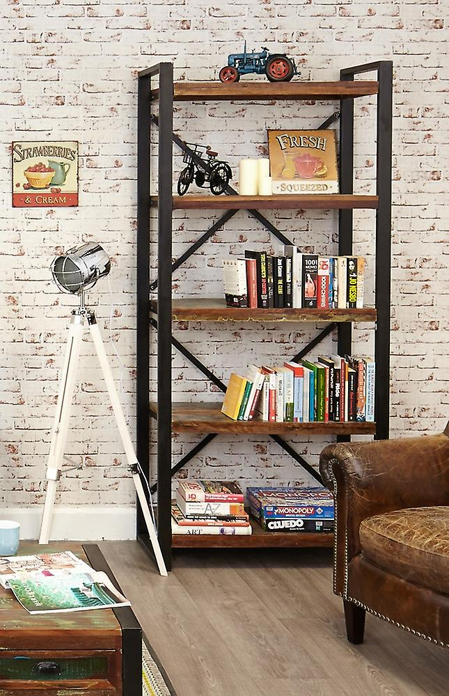 Urban Chic Living Room Bundle Inclut Bookcase, Small Sideboard, Télévision