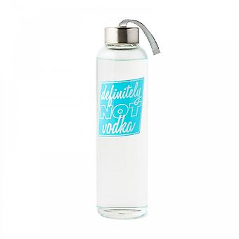BigMouth Inc. Vodka Glass Water Bottle