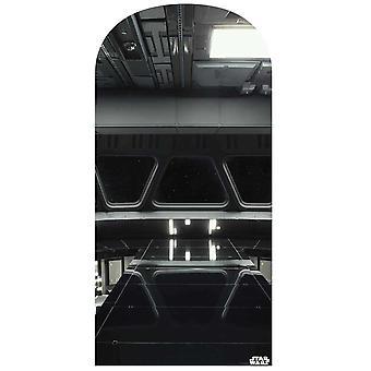 Star Wars Star Destroyer Bridge Offizielle Pappe Ausschnitt Hintergrund