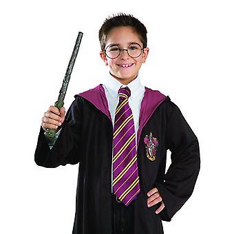 I bambini Harry Potter cravatta cravatta apprendista di Carnevale apprendista stregone stregone Halloween Witcher accessorio