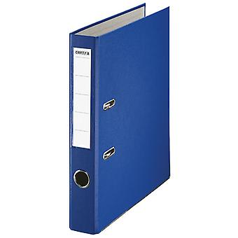 RVFM A4 Folder Lever Arch File 50mm Polypropylene/Paper with Metal Shoe Blue