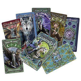 Fournier - legender - anne stokes tarot
