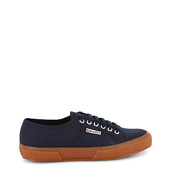 Superga Original Unisex Spring/Summer Sneakers - Blue Color 33123