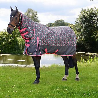 Hy StormX Original Keep Calm and Get Muddy 200 Combi Turnout Rug