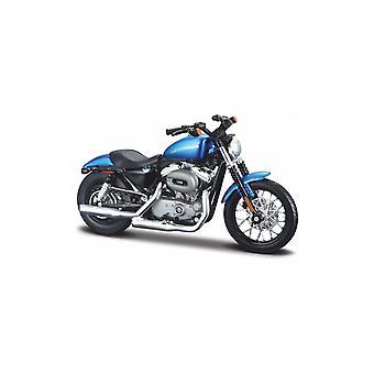 Maisto Harley Davidson 2012 XL 1200N Nightster Niebieski 1:18